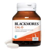 Blackmores Bone Health Supplemt - Cal-D