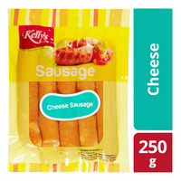 Kelly's Sausage - Cheese