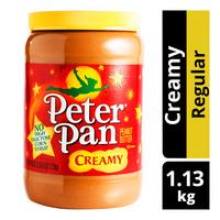 Peter Pan Creamy Peanut Butter - Regular