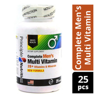 Principle Nutrition Tablet - Complete Men's Multi Vitamin