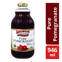 Lakewood Organic 100% Bottle Juice - Pure Pomegranate