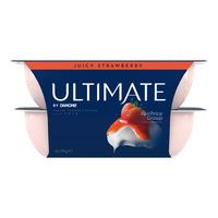 Danone Ultimate Yoghurt - Succulent Strawberry