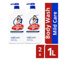 Lifebuoy Antibacterial Body Wash - Mild Care