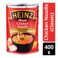 Heinz Can Soup - Chicken Noodle (Classic)