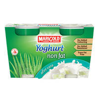 Marigold Non Fat Yoghurt - Aloe Vera