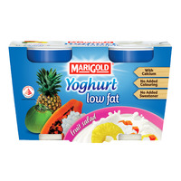 Marigold Low Fat Yoghurt - Fruit Salad