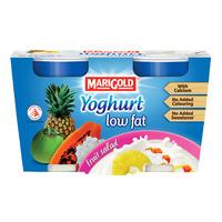 Marigold Low Fat Yoghurt - Fruit Salad
