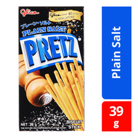 Glico Pretz Biscuit Sticks - Plain Salt