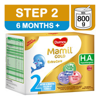 Dumex Mamil Gold H.A Milk Formula - Step 2 (Extra Care)