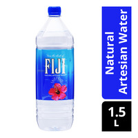 FIJI Natural Artesian Bottle Water