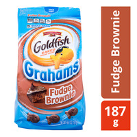 Pepperidge Farm Goldfish Baked Grahams - Fudge Brownie