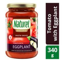 Naturel Organic Pasta Sauce - Tomato with Eggplant
