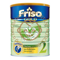 Friso Gold Follow On Milk Formula - Stage 2