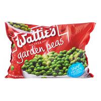 Watties Frozen Garden Peas