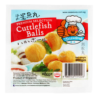 Seawaves Frozen Premium Cuttlefish Ball
