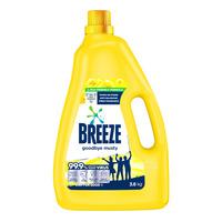 Breeze Liquid Detergent - Goodbye Musty