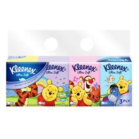 Kleenex Ultra Soft Pocket Tissues - Pooh (3ply)