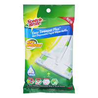 3M Scotch-Brite Wiper Refill - Easy Sweeper Plus (Wet)