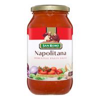 San Remo Pasta Sauce - Napolitana