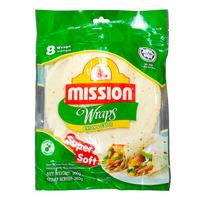 Mission Wraps - Onion & Chive