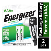 Energizer Recharge Battery - Extreme (AAA)