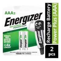 Energizer Recharge Battery - Power Plus (AAA)