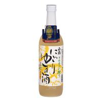 Hakutsuru Sake - Nigori Yuzu