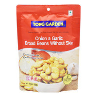 Tong Garden Broad Beans - Onion & Garlic without Skin