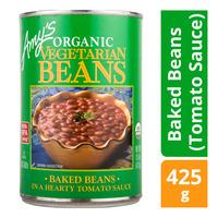 Amy's Organic Vegetarian Beans - Baked Beans (Tomato Sauce)