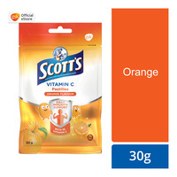 Scott's Vitamin C Pastilles - Orange