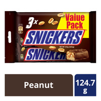 Snickers Chocolate Bar - Peanut