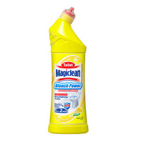 Magiclean Toilet Bleach Power Cleaner - Lemon