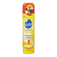 Pledge Furniture Polish & Cleansing Conditioners - Orange