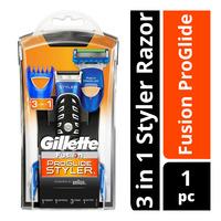Gillette 3 in 1 Styler Razor - Fusion ProGlide
