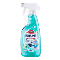 Magiclean Kitchen Cleaner with Refill - Refreshing Lime
