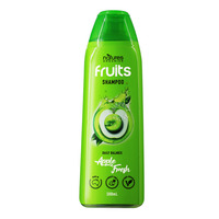 Natures Organics Fruits Shampoo - Apple Fresh
