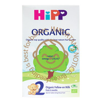 HiPP Organic Follow On Milk Formula - Stage 2