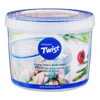 Lock & Lock Twist Stackable Airtight Container (LLS141)