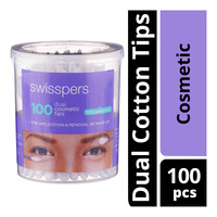 Swisspers Dual Cotton Tips - Cosmetic