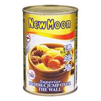 New Moon Superior Buddha Jump Over The Wall