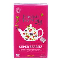 English Tea Shop Organic Tea - Super Berries