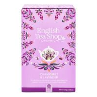English Tea Shop Organic Tea - Chamomile Lavender