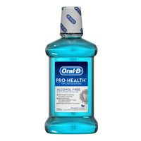 ORAL B pro health tooth gum care mouth rinse spearmint flavour 500ml