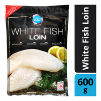 Fish Bay Frozen White Fish Loin