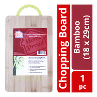 HomeProud Chopping Board - Bamboo (18 x 29cm)