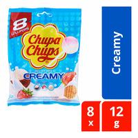 Chupa Chups Lollipops - Creamy