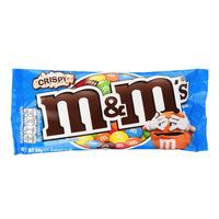 M&M's Chocolate Candies - Crispy