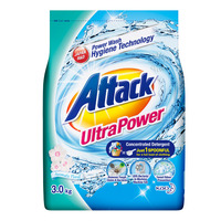 Attack Powder Detergent - Ultra Power (Aromatic Floral)