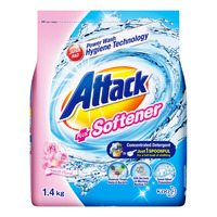 Attack Powder Detergent - Plus Softener (Sweet Floral)