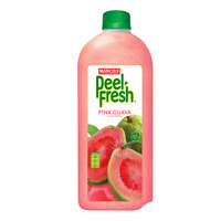 Marigold Peel Fresh Bottle Juice - Pink Guava
